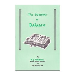 The Doctrine of Balaam