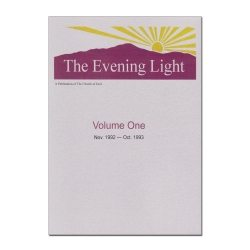 The Evening Light: Volume 1 (1992-1993)