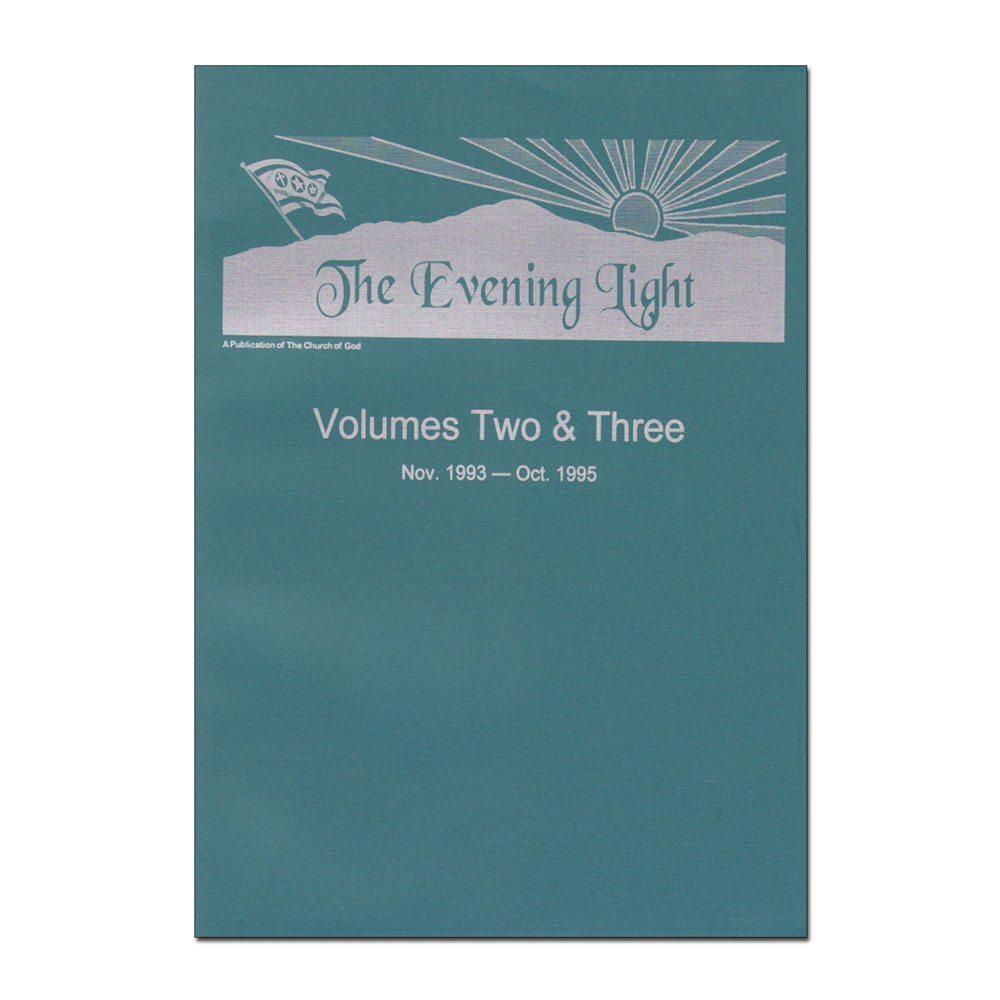 The Evening Light: Volume 2 & 3 (1993-1995)