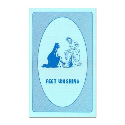 Feet Washing