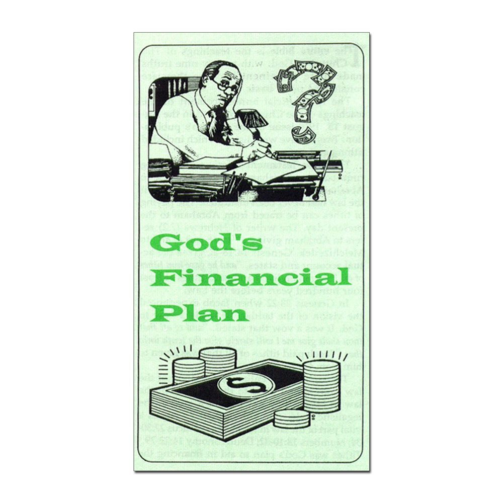 God's Financial Plan
