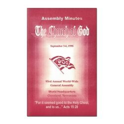 93rd Annual Assembly Minutes (1998)