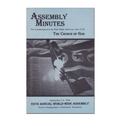 89th Annual Assembly Minutes (1994)