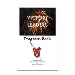 Victory Leaders Program Book