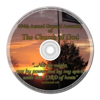 104th Annual Assembly DVD Collection