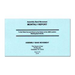ABM Report Book
