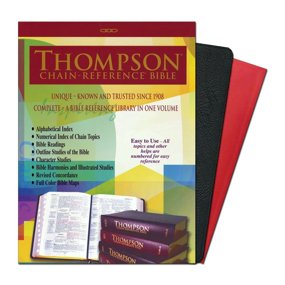 Thompson Chain-Reference Bible (VLB Edition)
