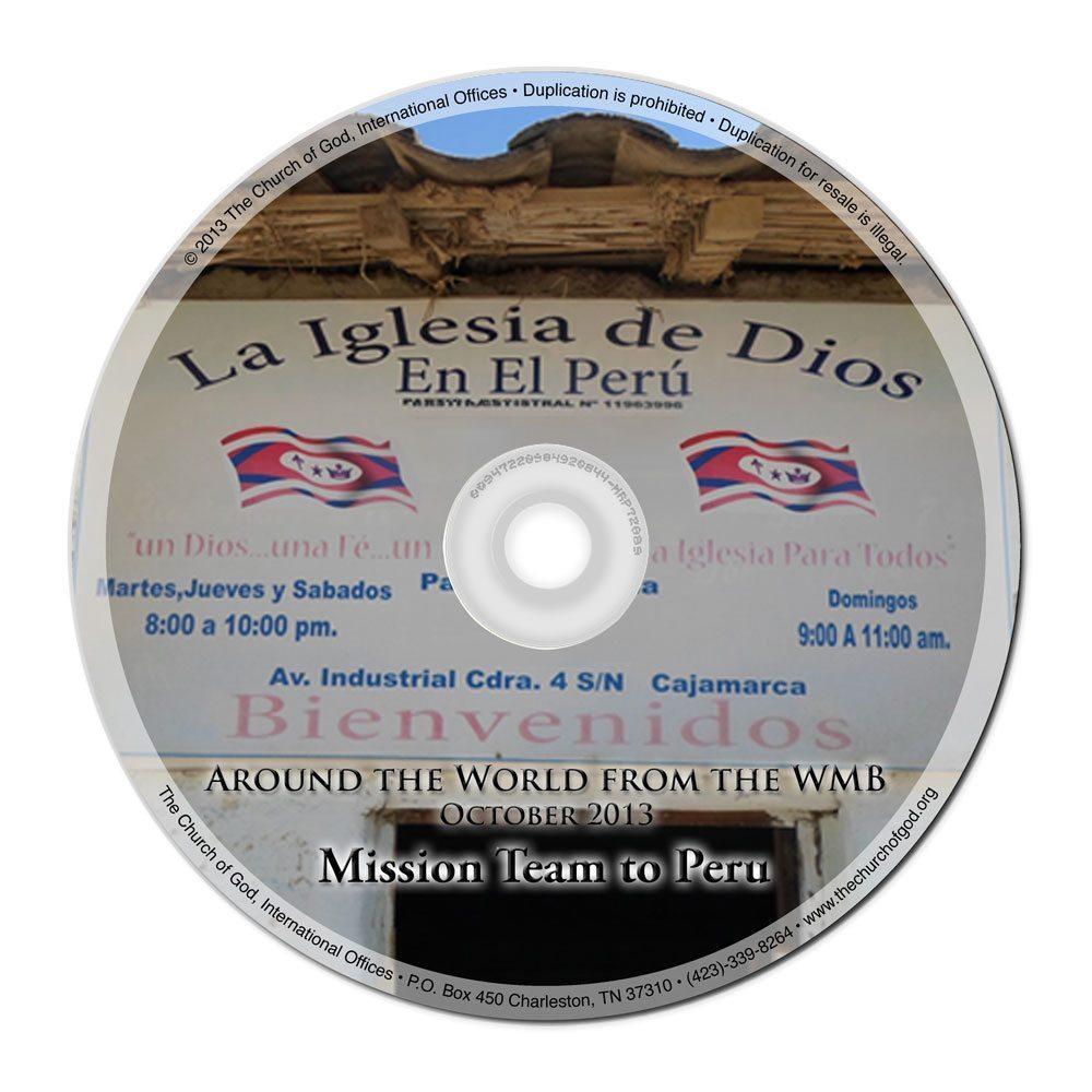October 2013 Mission DVD
