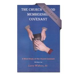 The Church of God Membership Covenant (Digital)