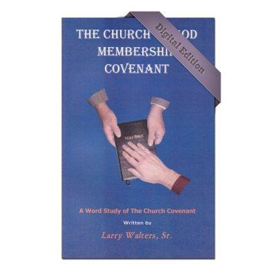 The Church of God Membership Covenant (Digital)