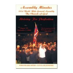 101st Annual Assembly Minutes (2006)