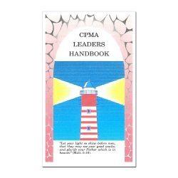 CPMA Leaders Handbook