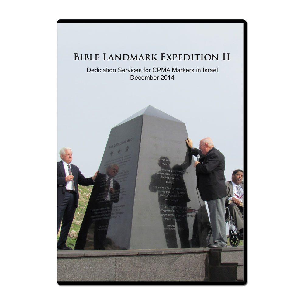 Bible Landmark Expedition II DVD