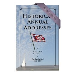 Historical Annual Addresses - 2006-2014 (Digital)