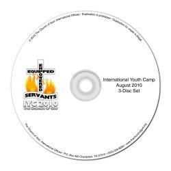 IYC 2010 DVD Collection