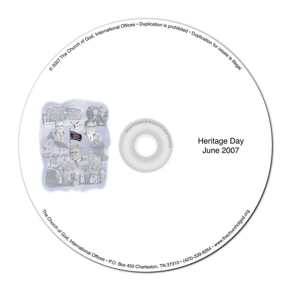 Heritage Day 2007 DVD