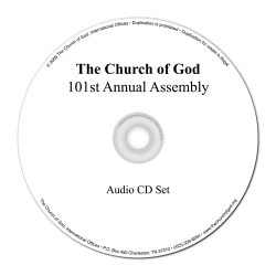 101st Annual Assembly CD Set