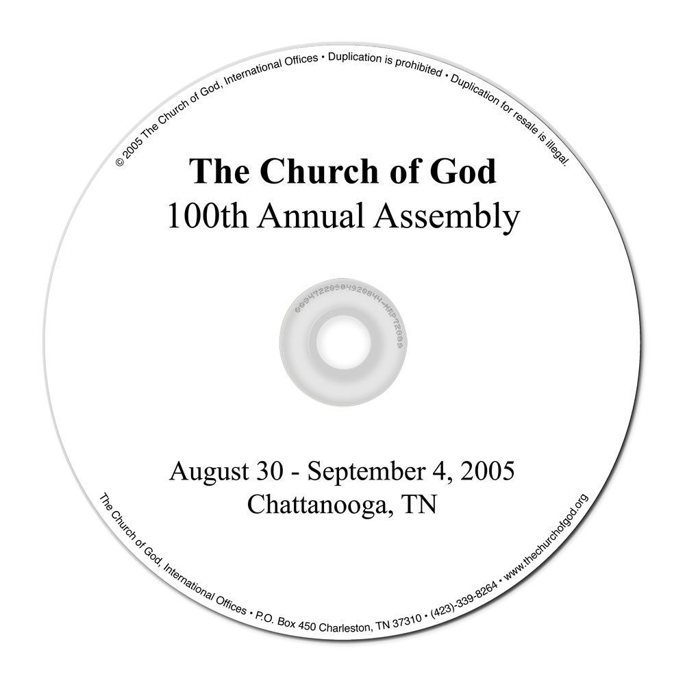 100th Annual Assembly DVD Collection