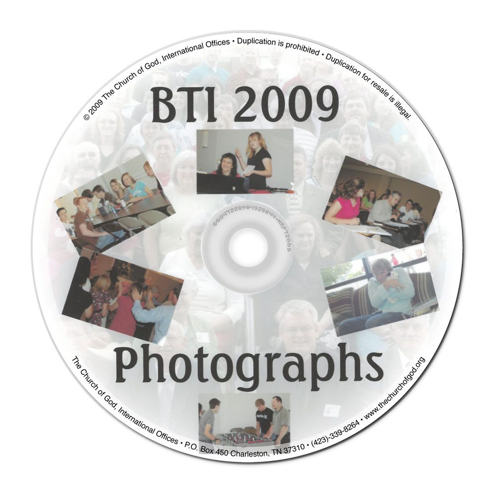 BTI 2009 Photo Disc