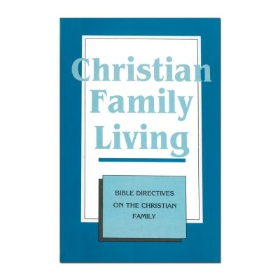 Christian Family Living
