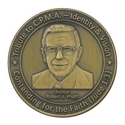Tribute to CPMA Coin