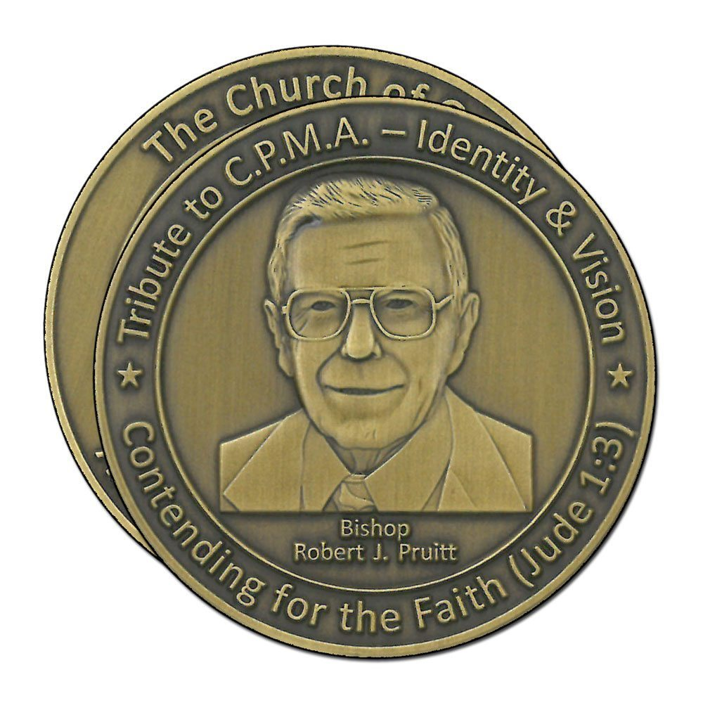 Tribute to CPMA Coin