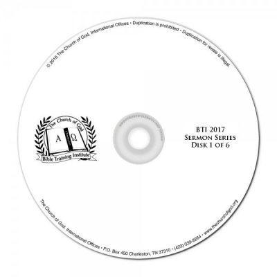 BTI 2017 Sermon CD Collection