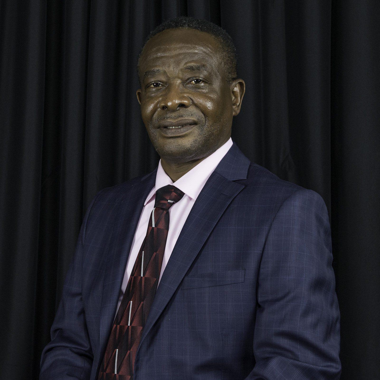 Patrice T. Kalamba