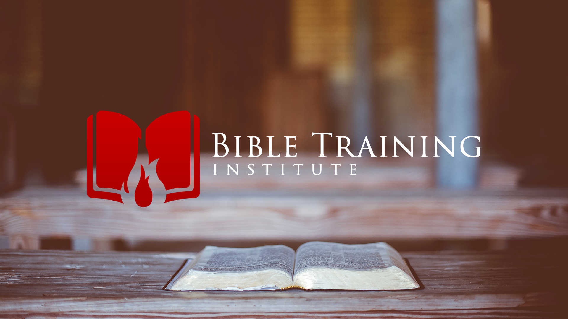 Bible Training Institute Videos