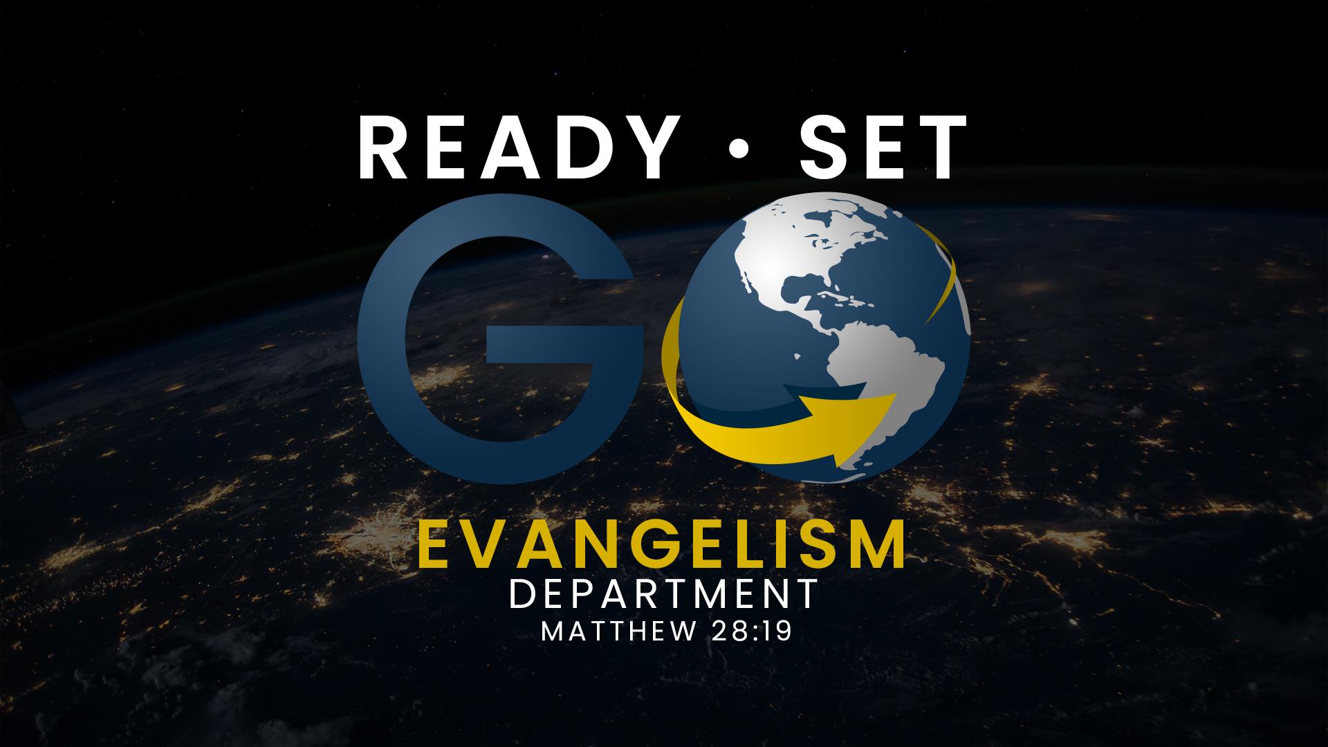 Evangelism Theme Graphic